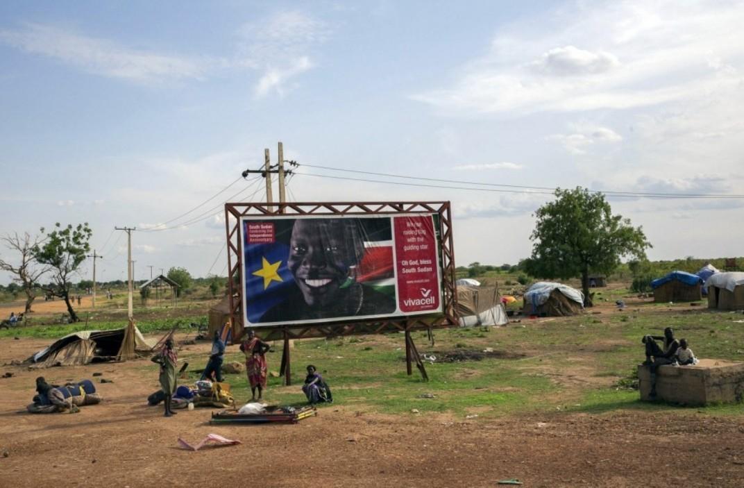 vilket språk talas i sudan