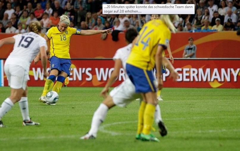 England slog fotbollsdamerna